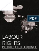Labour Rights in High Tech Electronics