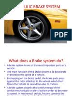 Hydraulic Brake School Submission