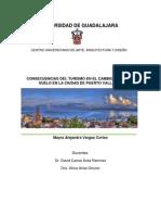 Ensayo Consecuencias Del Tursimo en El Cambio de Uso de Suelo en La Ciudad de Puerto Vallarta