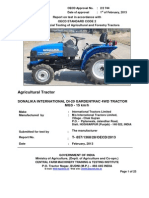 Sonalika International Di-20 Gardentrac _4wd_ Tractor