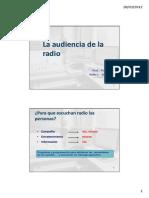 02_1 La Audiencia en Radio