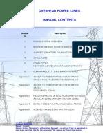 Overhead Power Line Manual 111
