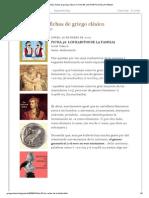 ELLENIZO, fichas de griego clásico_ FICHA 36_ LOS RARITOS DE LA FAMILIA.pdf
