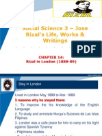 Chapter 14 Rizal