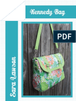 Pattern Kennedy Bag