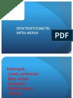 Spek Infra Red