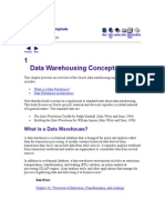 Datawarehouse Concept
