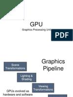 GPU fundamentals