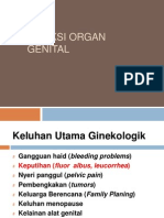 Infeksi Organ Genital