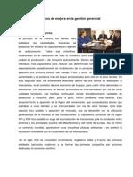 Tema 6.- Elementos de Mejora en La Gestion Gerencial