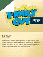 PWP Family Guy Sergi i Ramon