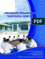Proposal Pesantren Tahfidz Huda Qur'Ani