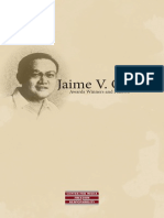 JVO Winners and Fellows