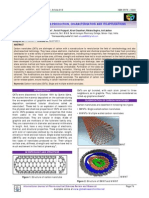 Carbon Nanotubes Production, Characterization and Its Applications