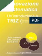 Libro Innovazione Sistematica TRIZ