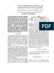 Real-Time Interharmonics Detection and Measurement Based on Fft
