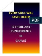 IS THERE ANY PUNISHMENTS IN GRAVE?