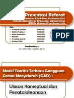 Presentasi Referat GAD New