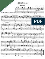 4 maos Reinecke op.127b Seis Sonatinas Nr.6 em Lám.pdf