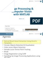Image Processing & Computer Vision With MATLAB 2013