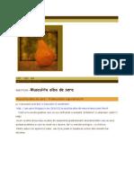 INSECTICIDE - 2. CAUZE - 2. Musculita Alba de Sera