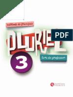 Pluriel 3 Prof