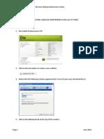 Using Dreamweaver CS4 to Answer P3 June 2010