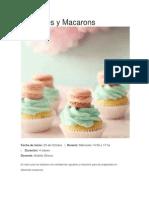 Cupcakes y Macarons Clases Descripcion Edit