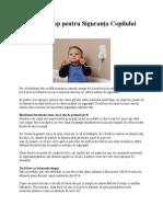 Trucuri de Top Pentru Siguranta Copilului Tau