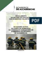 Avaliação do CB Alcabideche_Julho 2011