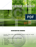 konverter energi