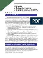 US Financial Statements