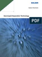 Gas Liquid Separation Technology Sulzer