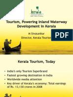 Cruise Tourism in Kerala