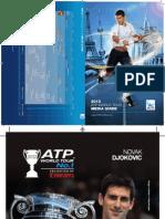 2013 ATP World Tour Media Guide