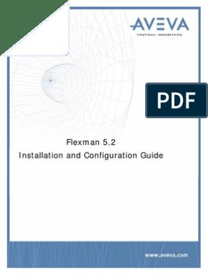 Flexman Installation and Configuration Guide   Windows