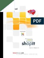 Bt Shopit 1.0 Manual En