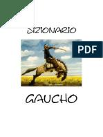 Diccionario Gaucho