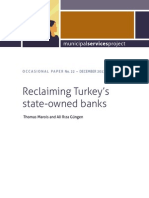 Reclaiming Turkey's state-owned banks by Thomas Marois and Ali Riza Gungen