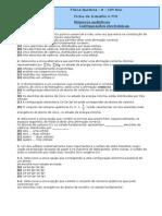 FT10 10º - números quânticos e configurações electrónicas
