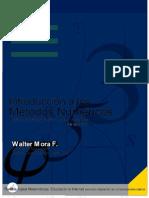 Metodos Numericos Con VBA Exc Re Office y WxMaxima