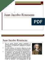 Juan Jacobo Rousseau