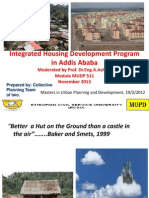 Housing Presentation Addis
