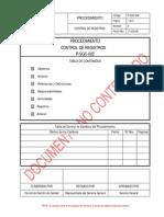 P_ Control de Registros (P-SGC-002)