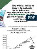 Presentacion Sena a Jun 2009