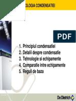 Tehnologia Condensatiei La Cazane
