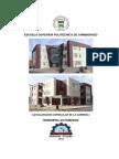 Actualizacion Curricular Ingenieria Automotriz 2012