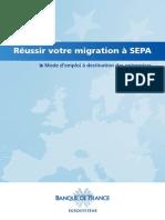 Mode d'emploi sur la migration vers SEPA pour les entrepreneurs