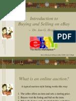 Intro to Ebay