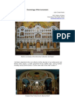 Cosmology of the Iconostasis